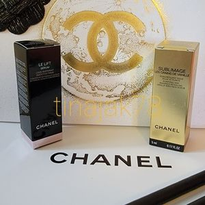 CHANEL Deluxe Samples Le Lift and Sublimage
